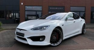 Tesla Model S Prior Widebody Tuning Kl%C3%A4ssen Wheels 2 310x165 Noch einer   Tesla Model S Shooting Brake by RemetzCar