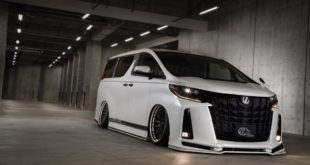 Toyota Alphard Facelift Kuhl racing Bodykit Tuning 2018 1 310x165 Vorschau: Nissan GT R Widebody Projekt 2020 by Kuhl racing