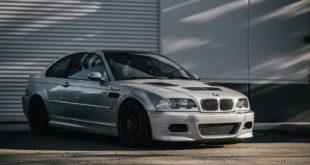 Track Monster BMW E46 M3 Coupe Tuning 1 310x165 Heftig   Widebody BMW E46 M3 auf CCW Wheels in Phoenixgelb