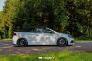 VW Golf R Convertible tuning peppered Kerscher TEC GT8 MTM 3 190x127 Summer 2018 VW Golf R Convertible from tuner tire SCHO