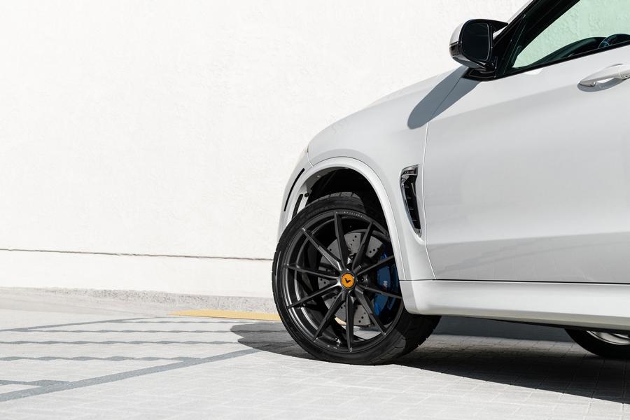 Vorsteiner VRS Carbon Bodykit BMW X5M F85 Tuning 12 Fertig   Vorsteiner VRS Carbon Bodykit am BMW X5M F85
