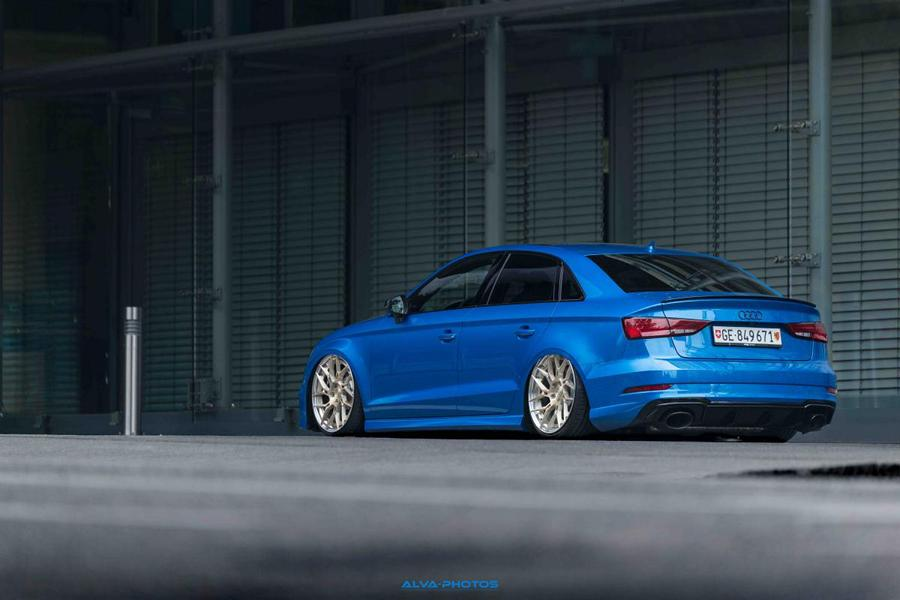 Z Performance Wheels Audi RS3 8V Tuning 3 Sautief und auf Z Performance Wheels   Audi RS3 Limo