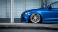 Z Performance Wheels Audi RS3 8V Tuning 6 190x107 Sautief und auf Z Performance Wheels   Audi RS3 Limo