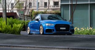 Z Performance Wheels Audi RS3 8V Tuning 9 310x165 Sautief und auf Z Performance Wheels   Audi RS3 Limo