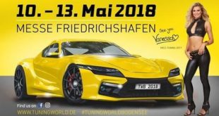 tuningworld Bodensee 2018 tuningblog.eu  310x165 Video: Hennessey Performance Dodge Challenger Demon HPE1000