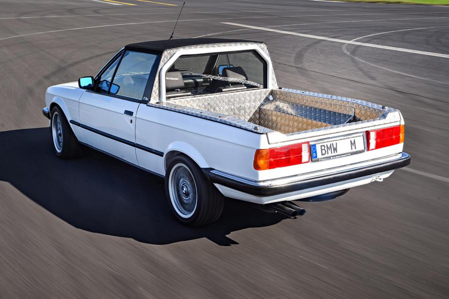1986 BMW E30 M3 Pick up S14 Tuning 2 Nie in Serie   BMW M Modelle der Vergangenheit