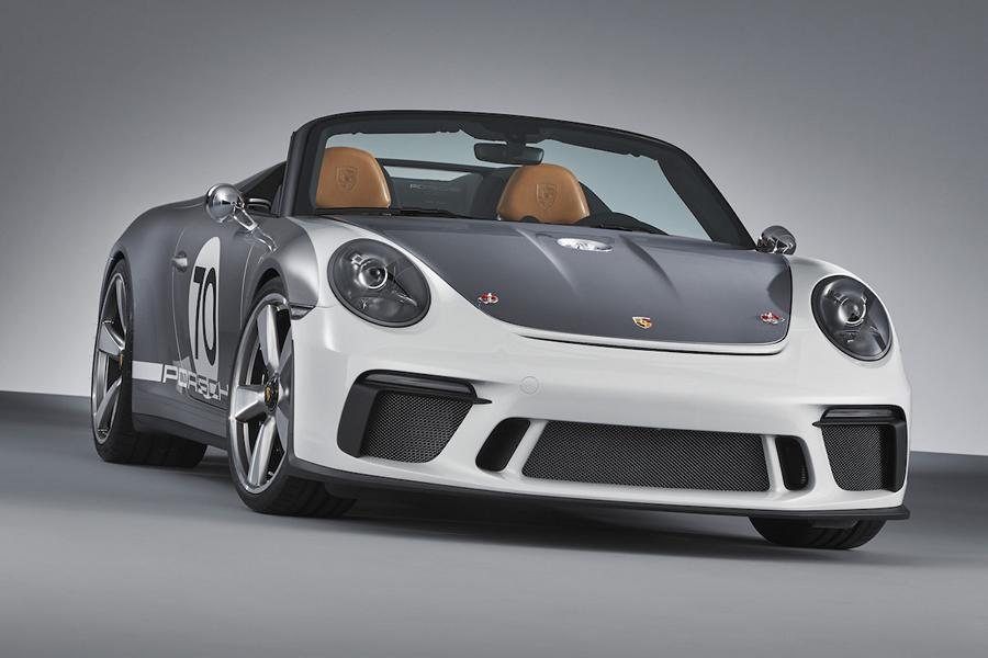 70 jahre porsche sportwagen speedster 991 concept. Black Bedroom Furniture Sets. Home Design Ideas