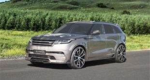 2018 Range Rover Velar Widebody Mansory Tuning 1 310x165 Mansory Bentley Continental GT als GENÈVE EDITION One of One