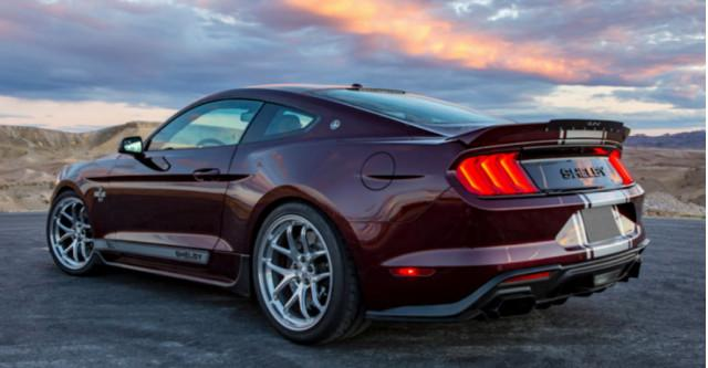 heftig 2018 shelby super snake ford mustang mit 800 ps magazin. Black Bedroom Furniture Sets. Home Design Ideas