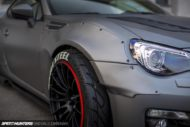 580 PS Widebody Subaru BRZ LS3 V8 Motor Tuning 2 190x127 Over the top Tuning im Subaru BRZ mit LS3 V8 Motor