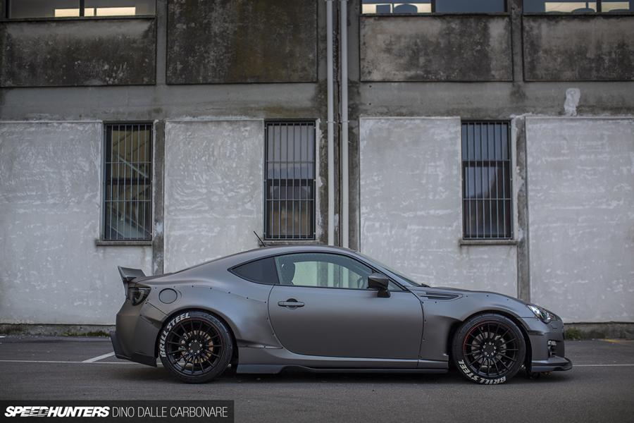 580 PS Widebody Subaru BRZ LS3 V8 Motor Tuning 5 Over the top Tuning im Subaru BRZ mit LS3 V8 Motor