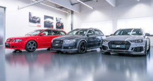 ABT Sportsline Audi AS400 AS4R RS4 R Tuning 1 310x165 Dezenter Bus   20 Zoll ABT Sportsline Felgen am VW T6