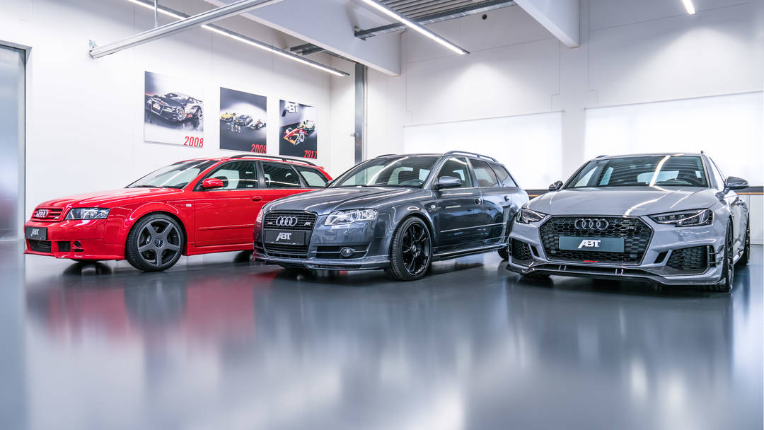 ABT Sportsline Audi AS400 AS4R RS4 R Tuning 1 1.410 PS   ABT Sportsline Audi AS400, AS4R & RS4 R