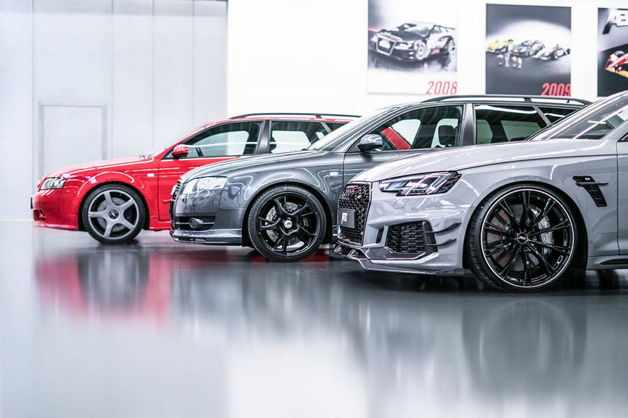 ABT Sportsline Audi AS400 AS4R RS4 R Tuning 2 1.410 PS   ABT Sportsline Audi AS400, AS4R & RS4 R