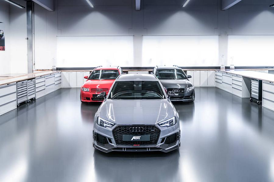 ABT Sportsline Audi AS400 AS4R RS4 R Tuning 4 1.410 PS   ABT Sportsline Audi AS400, AS4R & RS4 R