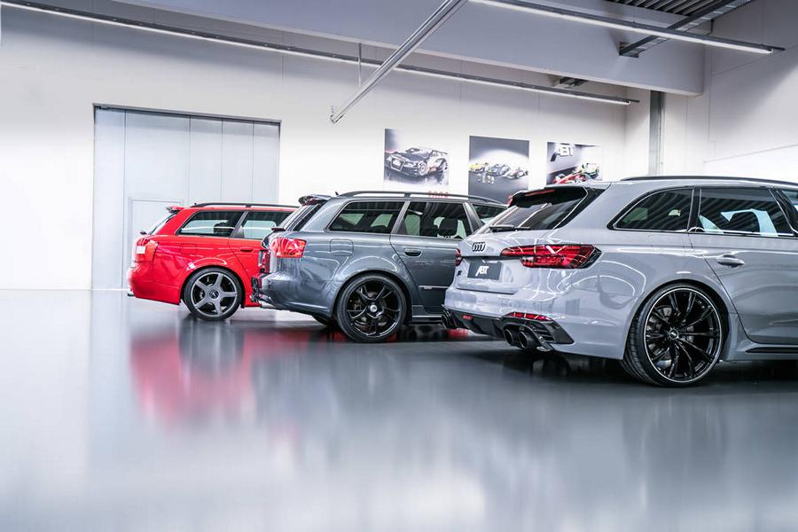 ABT Sportsline Audi AS400 AS4R RS4 R Tuning 5 1.410 PS   ABT Sportsline Audi AS400, AS4R & RS4 R
