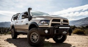 AEV Dodge RAM 1500 Offroad Tuning 17 310x165 Startklar: AEV (American Expedition Vehicles) Dodge RAM