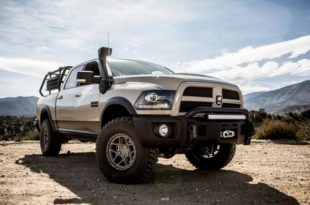 AEV Dodge RAM 1500 Offroad-tuning 17 310x205 Klaar voor vertrek: AEV (American Expedition Vehicles) Dodge RAM