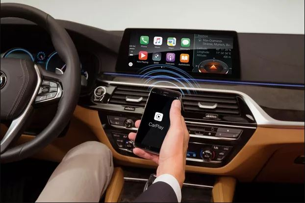 Individuality - Apple iOS 12 now brings Navi apps into the car