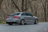 Audi RS3 Limo Vossen ML R1 Felgen Tuning 33 155x103 Eigenwillig   Audi RS3 Limousine auf Vossen ML R1 Felgen