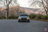 Audi RS3 Limo Vossen ML R1 Felgen Tuning 34 155x103 Eigenwillig   Audi RS3 Limousine auf Vossen ML R1 Felgen