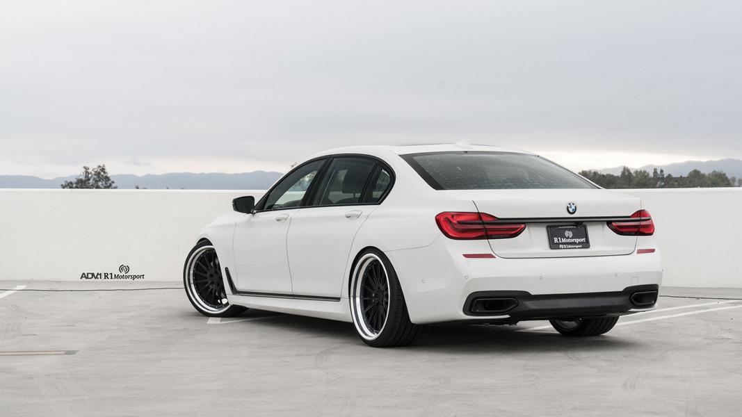 BMW 740iL G12 ADV.1 Wheels Tuning 12 Tipp: Scheibentönung   Was ist erlaubt und was nicht?
