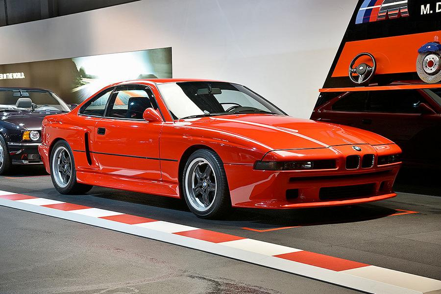 BMW E31 M8 Coupe S70 Tuning 2 Video: BMW E31 M8 Prototyp mit S70 V12 und 550 PS