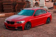 BMW F22 Airride Z Performance Tuning 3 190x127 Brutal tief   BMW F22 235i mit Airride & Z Performance Wheels