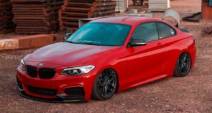 BMW F22 Airride Z Performance Tuning 3 310x165 Brutal tief   BMW F22 235i mit Airride & Z Performance Wheels