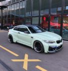 BMW F87 M2 Widebody Z Performance Wheels Tuning 1 135x141 Extrem   BMW F87 M2 Widebody auf Z Performance Wheels