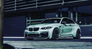 BMW F87 M2 Widebody Z Performance Wheels Tuning 20 310x165 Video: BMW X5M F85 vs. Porsche Panamera Turbo Sport Turismo