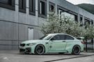 BMW F87 M2 Widebody Z Performance Wheels Tuning 24 135x90 Extrem   BMW F87 M2 Widebody auf Z Performance Wheels