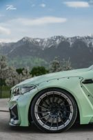BMW F87 M2 Widebody Z Performance Wheels Tuning 25 135x203 Extrem   BMW F87 M2 Widebody auf Z Performance Wheels