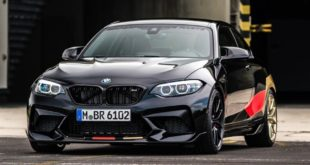 BMW M2 Competition F87 Deutschland WM Tuning 3 310x165 Fotostory: M Performance BMW M2 vor StreetArt Kulisse