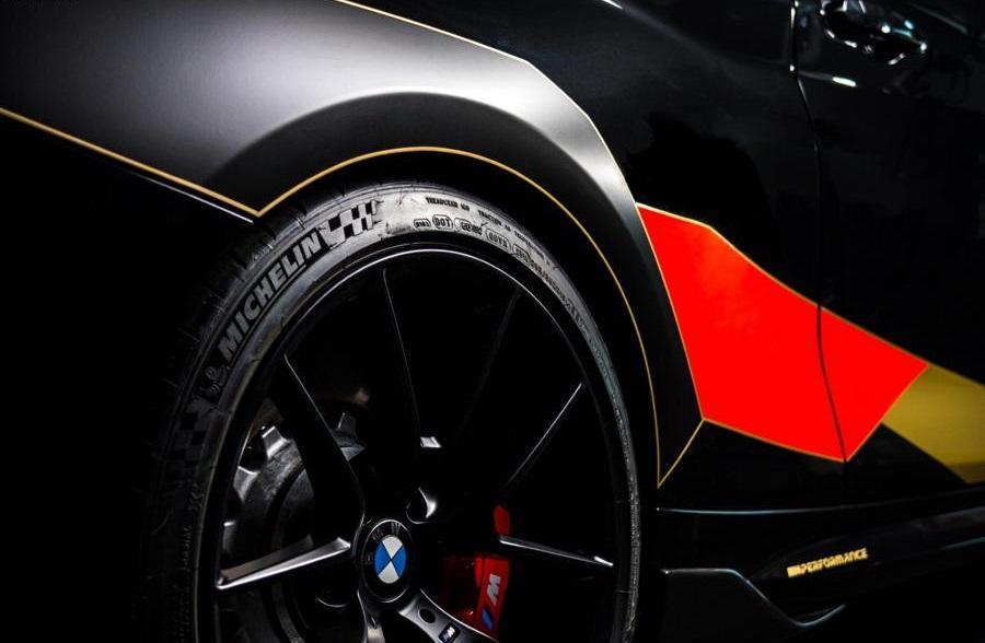 BMW M2 Competition F87 Deutschland WM Tuning 8 BMW M2 Competition mit Deutschland Tuning zur WM