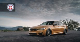 BMW M3 F80 Sunburst Gold Metallic HRE 540 Tuning 7 310x165 BMW E46 M3 auf HRE Performance Wheels 540 Felgen