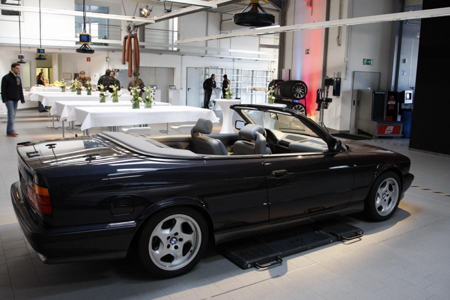BMW M5 Cabrio E34 Einzelstück 2 Nie in Serie   BMW M Modelle der Vergangenheit