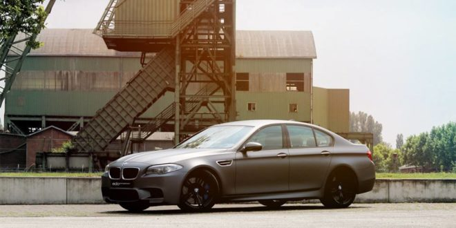F90 Ade – BMW M5 F10 mit 620 PS by Edo Competition