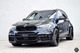 BMW X5 M50d F15 Hamann Widebody Kit Tuning 3 310x205 Extrem   BMW X5 M50d mit Hamann Widebody Kit by DS