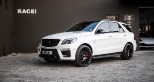 Brabus Mercedes W166 ML GLE Tuning 21 310x165 Brabus Mercedes Benz ML (GLE) by RACE! SOUTH AFRICA