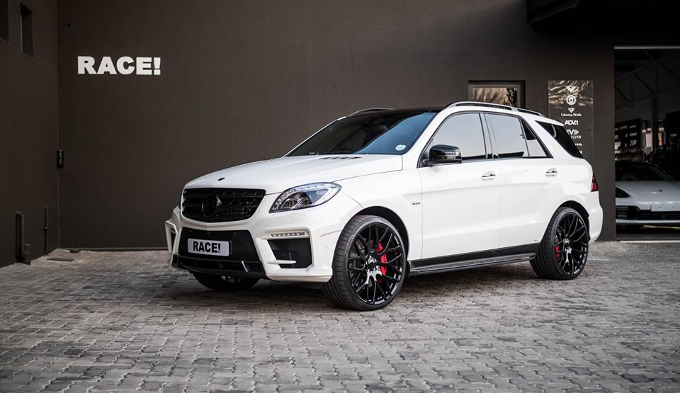 brabus mercedes benz ml gle by race south africa. Black Bedroom Furniture Sets. Home Design Ideas