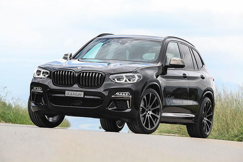 D%C3%A4hler BMW X3 G01 Tuning 2018 M40i 12 Top   420 PS & 630 NM im Dähler BMW X3 M40i (G01)