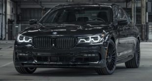 Exclusive Edition BMW Alpina B7 Canada Tuning 11 310x165 Limited: Exclusive edition of the BMW Alpina B7 for Canada