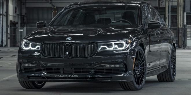 Limitiert: Exclusive Edition des BMW Alpina B7 für Kanada
