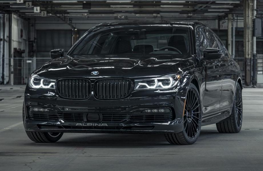 Exclusive Edition BMW Alpina B7 Kanada Tuning 11 Limitiert: Exclusive Edition des BMW Alpina B7 für Kanada