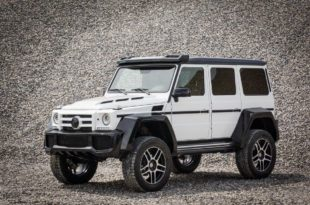 FAB Design BIG SHAHIN Mercedes G 500 4x4² Tuning 2018 1 310x205 High Art FAB Design BIG SHAHIN Mercedes G 500 4x4²
