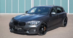 G Power BMW M140i F21 F22 F20 Tuning 1 310x165 G Power Mercedes E63s AMG (S212) mit 800 PS & 1.000 NM