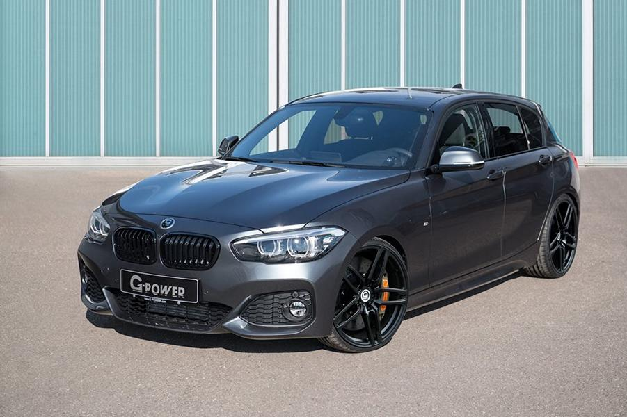 G Power BMW M140i F21 F22 F20 Tuning 1 M2 Ade G Power BMW M140i F2X with 400 PS & 540 NM