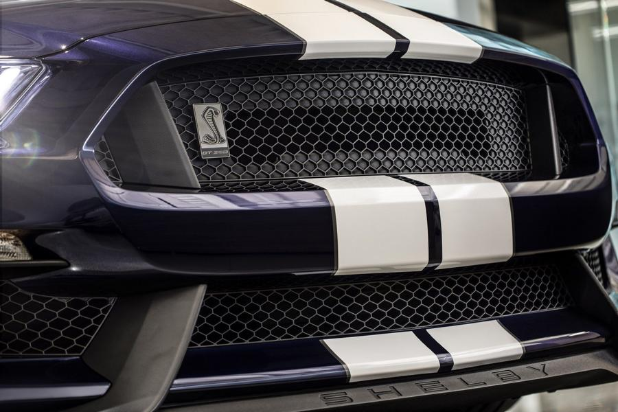 GT500 Optik Tuning 2019 Ford Mustang Shelby GT350 2019 6 Etwas GT500 Optik   2019 Ford Mustang Shelby GT350