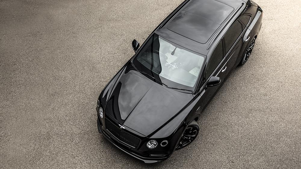 Kahn Design Bentley Bentayga Diablo Edition Tuning 2018 1 Edles SUV   Kahn Design Bentley Bentayga Diablo Edition